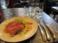 ランチ@ブランドフォード・コントワール/Blandford Comptoir(ロンドン) - イギリスの食、イギリスの料理&菓子