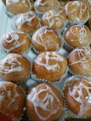今日のパン教室 -