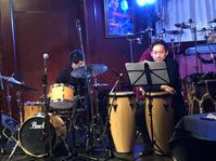 2019/2/10「打楽器アンサンブル×JAZZ NIGHT」 - スタッフブログ^_^