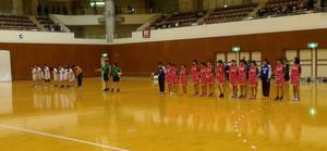 第61回知事杯京都府選抜ハンドボール選手権大会 - だるまのささやき