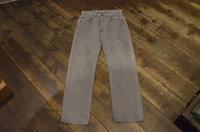 """""""501グレー""""!!!!!! - Clothing&Antiques NoT"""