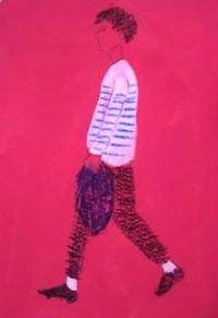 六本木ストライプハウスギャラリー - たなかきょおこ-旅する絵描きの絵日記/Kyoko Tanaka Illustrated Diary