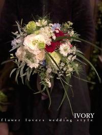 『〜連休中の婚礼から〜♬』 -  Flower and cafe 花空間 ivory (アイボリー)