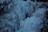 小鹿野町ひさつきの氷柱後半 - 日本あちこち撮り歩記
