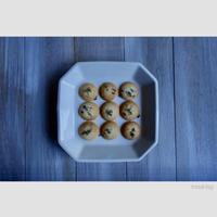 ラベンダーのラングドシャ - cuisine18 晴れのち晴れ