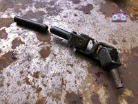 YSM870 シュートコントロールがポッキリ折れちゃった・・・。 - みやたサイクル自転車屋日記