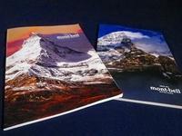 モンベルの2019春~夏カタログが、届きました! - 乗鞍高原カフェ&バー スプリングバンクの日記②