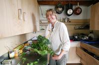 カナダの山小屋の食事で、フレッシュな野菜や食材がたくさん提供される理由とは? - ヤムナスカ Blog
