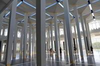【国立モスク Masjid Negara】マレーシア旅行 - 12 - - うろ子とカメラ。