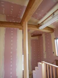 松山市T様邸新築工事⑪ - 有限会社池田建築ホーム 家づくりと日々のできごと♪