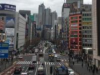 2019年2月 新宿を歩く - 散歩ガイド