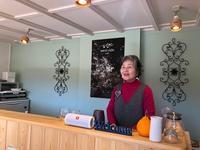 Westside cafe - 風路のこぶちさわ日記