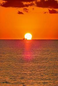 黄昏の南房総  12019-03-08更新 - 夕陽に魅せられて・・・