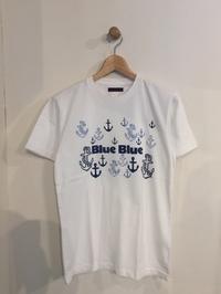 BLUE BLUE / BLUEBLUE アンカーフェス ショートスリーブTEE - Safari ブログ