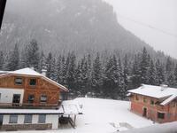 最終日のスキーはキャンセル - Emptynest
