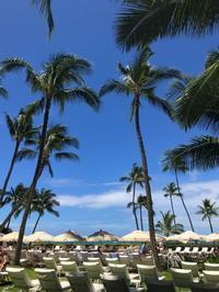2018年7月3日4日目・スパハレクラニで癒される - ハワイでも のんびりいこうやぁ