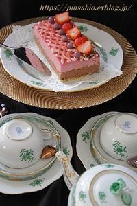 ヴァレンタインデーのケーキ - SABIOの隠れ家