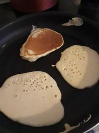 妖怪が出てもOKなパンケーキレシピ - ブー子一家のフランス生活記