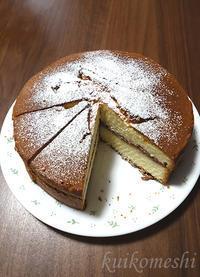 ヴィクトリアサンドイッチケーキ - クイコ飯-2