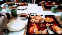 友達夫婦とお寿司、バレンタインのディナー、アセトンフリーが良い?、手作り簡単たい焼き味な和風スイーツ - Canadian Life☆カナダ☆