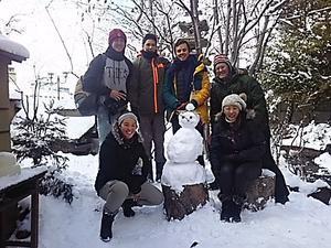 雪だるまファミリー -