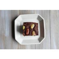 甘納豆ブラウニー - cuisine18 晴れのち晴れ
