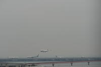 HND - 511 - fun time (飛行機と空)