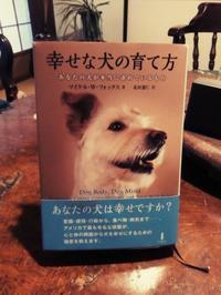 『幸せな犬の育て方』(JじゃなくてWさん編) - あさぎり城泉禅寺日記
