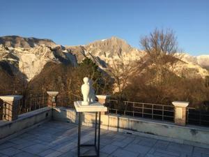 カッラーラです - カッラーラ日記 大理石の山に見守られて