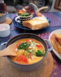 Hanna Hula Garden Cafe * 週末だけのガーデンカフェでブランチ♪ - ぴきょログ~軽井沢でぐーたら生活~