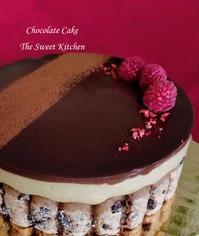 バレンタインのチョコレートケーキいろいろ - Sweetな日々*ボストンから