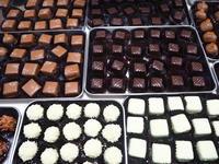 チョコレートのレッスン続きました・・ - お菓子教室フルール