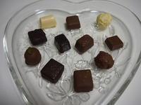 チョコレートレッスン続き - お菓子教室フルール