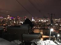厳冬の散歩 - 三十路男の壁打ち記