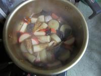 大根と里芋 - さかえのファミリー
