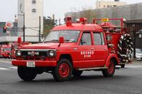 新潟市消防出初式/消防団車輌 - 偽プリーストぶろぐ