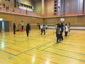 PTA第二回目スポーツ交流会を実施しました - 羅臼町立羅臼小学校ブログ