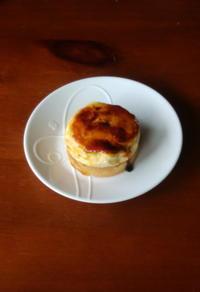 Tarte au chocolat mou et chiboust a l'orange en croute de caramel - Baking Daily@TM5