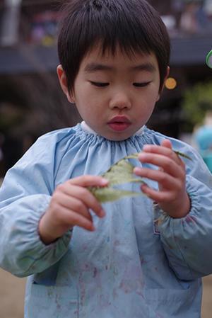 蘊蓄。ー終ー - 陽だまりの小窓 - 菊の花幼稚園保育のようす
