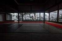 京の雪景色・大原 宝泉院其の二 - デジタルな鍛冶屋の写真歩記
