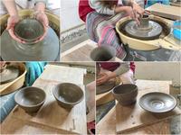 本日は陶芸教室 Vol.850 - 陶工房スタジオ ル・ポット