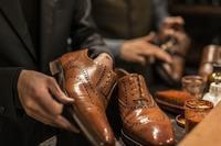 本日「靴磨き選手権大会2019」本選 - Shoe Care & Shoe Order 「FANS.浅草本店」M.Mowbray Shop