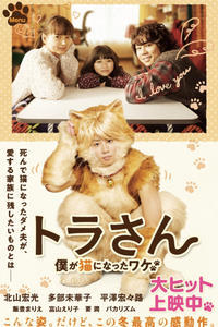 トラさん~僕が猫になったワケ~大ヒット上映中 - にゃんこと暮らす・アメリカ・アパート(その2)