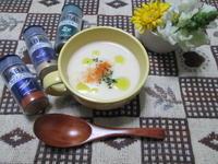 旬のお野菜de白菜と白ネギのポタージュ - candy&sarry&・・・2