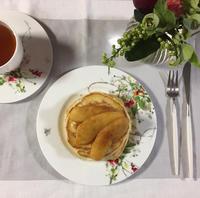 朝食にパンケーキ - ★ Eau Claire ★ Dolce Vita ★
