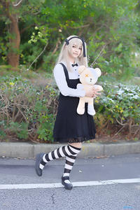琴羽 つばさ さん [Tsubasa.Kotohane] @tubasa_cosplay 2019/02/10 ワンダーフェスティバル 2019 冬 - ~MPzero~ [コスプレイベント画像]Nikon D5 & Z6