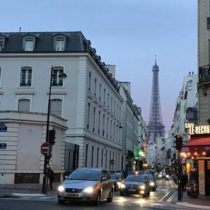 朝の明るさ - 40 ans a Paris  § 40からのパリ日記