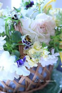 少しリニューアルしたホームページ - Le vase*  diary 横浜元町の花教室