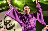 2018おの恋前夜祭その14(総踊り) - ヒロパンの天空ウォーカー