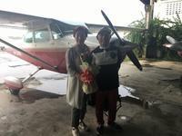 バレンタインデーのフライト - ENJOY FLYING ~ セブの空